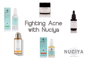 Fighting With Acne with Nuciya