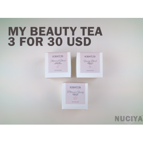 My Beauty Tea 3 Bundle (Limited Time/Quantities)