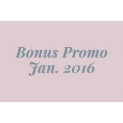 January Gift Promo