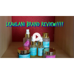 Leahlani Skincare Review // C's Beauty Blog