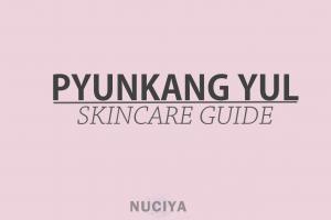 Pyunkang Yul // Skincare Guide