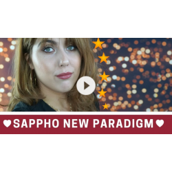 ONE BRAND TUTORIAL: SAPPHO NEW PARADIGM // The Green Bunny The Green Bunny  The Green Bunny