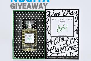 Designer Autographed Joyful Fragrance Giveaway!