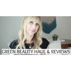 Green Beauty Reviews // Summer Saldana