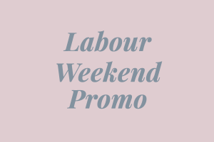 Labour Weekend Event