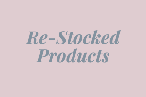 Re-Stocked Products