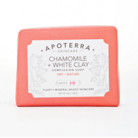 Chamomile + White Clay Complexion Soap