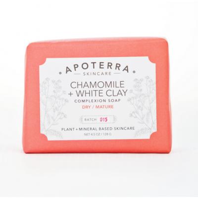 Chamomile + White Clay Complexion Soap
