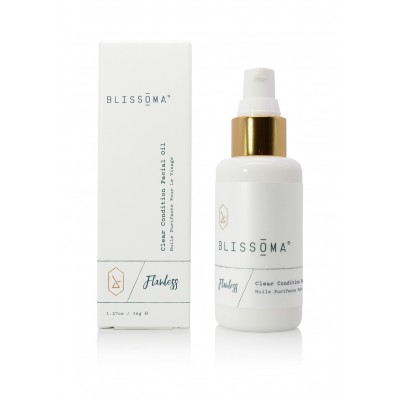 Flawless – Clear Condition Facial Oil