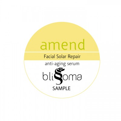 Amend - Facial Solar Repair Anti-Aging Serum Sample