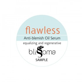 Flawless - Equalizing Anti-Blemish Oil Serum Sample