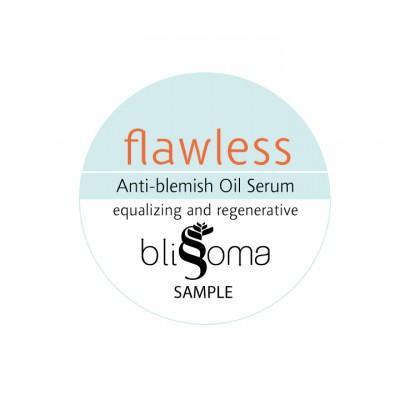 Flawless - Equalizing Anti-Blemish Oil Serum Sample