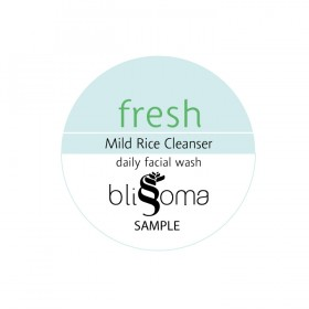 Fresh - Mild Rice Cleanser Sample