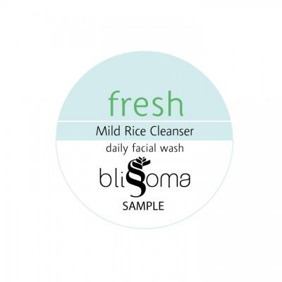 Fresh - Mild Rice Cleanser Sample
