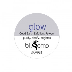 Glow - Good Earth Exfoliant Powder Sample