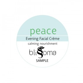 Peace - Evening Face Crème Sample