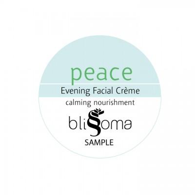 Peace - Evening Face Crème Sample