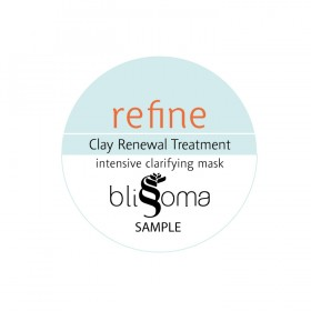 Refine - Clay Renewal Treatment Sample