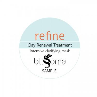 Refine - Clay Renewal Treatment Sample
