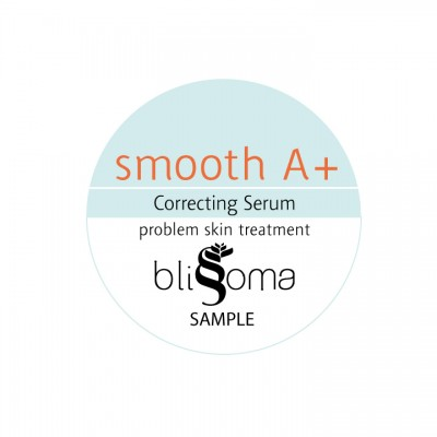 Smooth - A+ Correcting Serum Sample