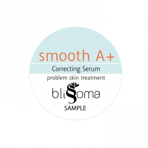 Smooth - A+ Correcting Serum Sample