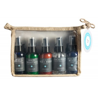 Graydon Skincare Travel Kit