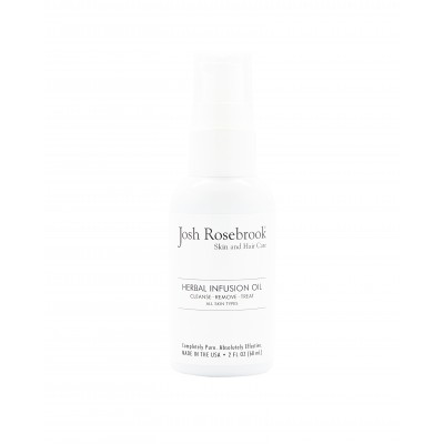 Herbal Infusion Oil by Josh Rosebrook