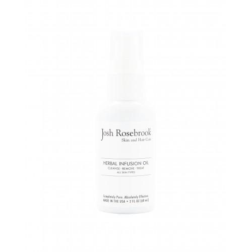 Herbal Infusion Oil by Josh Rosebrook