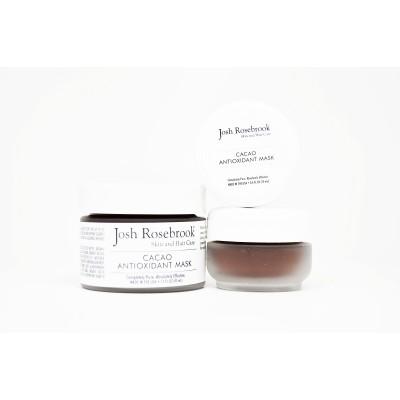 Cacao Antioxidant Mask by Josh Rosebrook 0.75oz