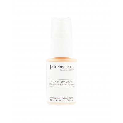 Nutrient Day Cream Tinted With Spf 30 Non-Nano Zinc Oxide by Josh Rosebrook (2 sizes to choose from)