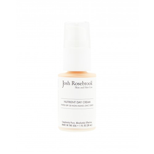 Nutrient Day Cream Tinted With Spf 30 Non-Nano Zinc Oxide by Josh Rosebrrok (2 sizes to choose from)