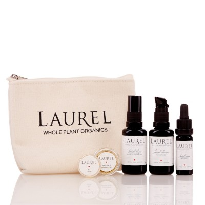 Laurel Travel Set: Gentle
