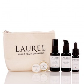 Laurel Travel Set: Normal/Dry/Mature