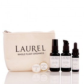 Laurel Travel Set: Oily / Combination / Acne
