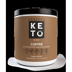 Perfect Keto Exogenous Ketone Base - Coffee
