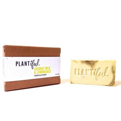 Castille Soap - Coconut Milk & Lemongrass