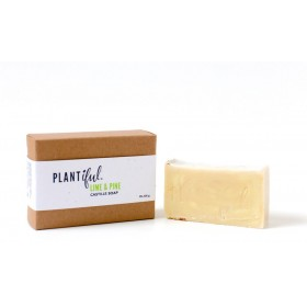 Castille Soap - Lime & Pine