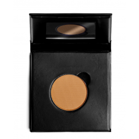 Sappho Single Eyeshadow Black Magnetic Compact