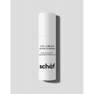 Eye Cream & Night Cream by Schaf