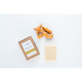 Turmeric Beauty Bar by Skin Owl