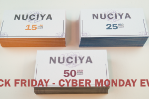 Black Friday to Cyber Monday 2016!