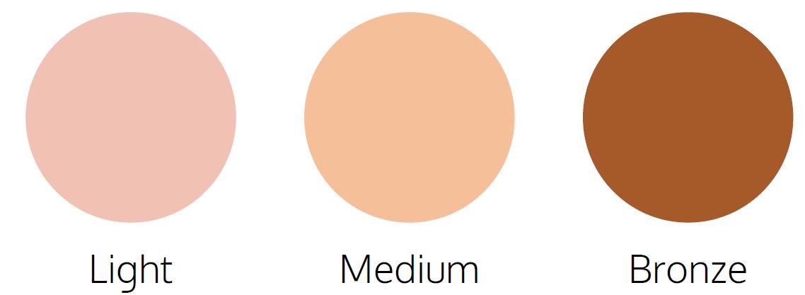 Sappho Essentials Shimmer Shades