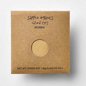 Sappho Pressed Eye Shadow Norma